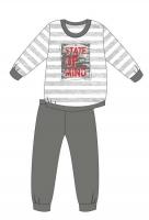 Piżama Cornette Young Boy 268/119 State Of Mind dł/r 134-164