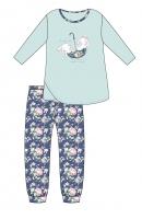 Piżama Cornette Kids Girl 030/140 Umbrella dr/r 86-128