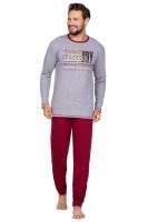 Piżama Regina 594 dł/r M-XL