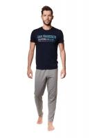 Piżama Henderson 39245 Array kr/r M-2XL