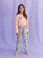 Piżama Taro Sarah 2616 dł/r 122-140 Z'22