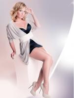 Rajstopy Gabriella Rubensa Plus Size 161 20 den 8-9