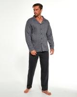 Piżama Cornette 114/49 387702 dł/r 3-5XL Rozpinana męska