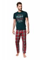 Piżama Henderson Premium 39407 Zev kr/r M-2XL
