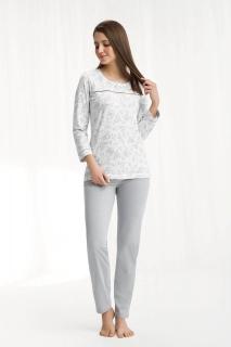 Piżama Luna 465 dł/r L