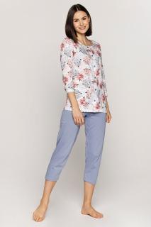 Piżama Cana 561 3/4 S-XL