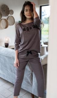Piżama Sensis Mood 3/4 S-XL