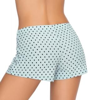 Spodnie piżamowe Donna 1/2 Kropki S-L