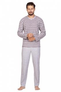 Piżama Regina 589 dł/r 2XL męska