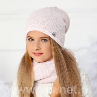 Komplet AJS 36-487 Komin + czapka