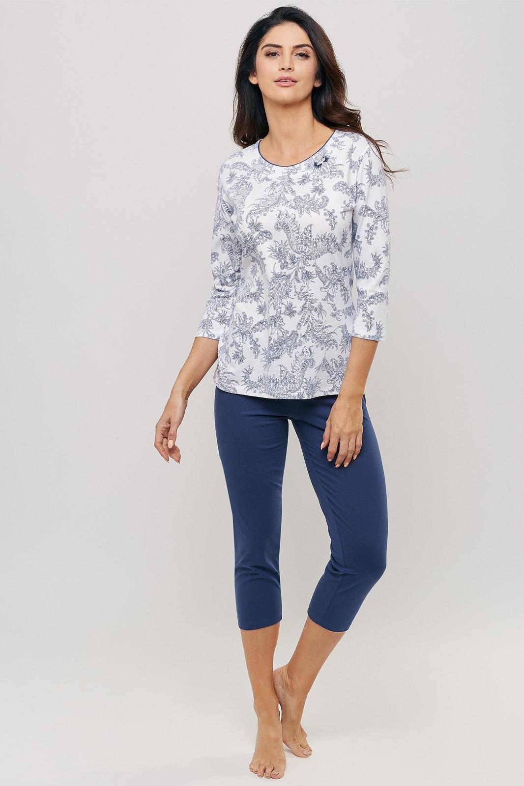 Piżama Cana 068 3/4 S-XL