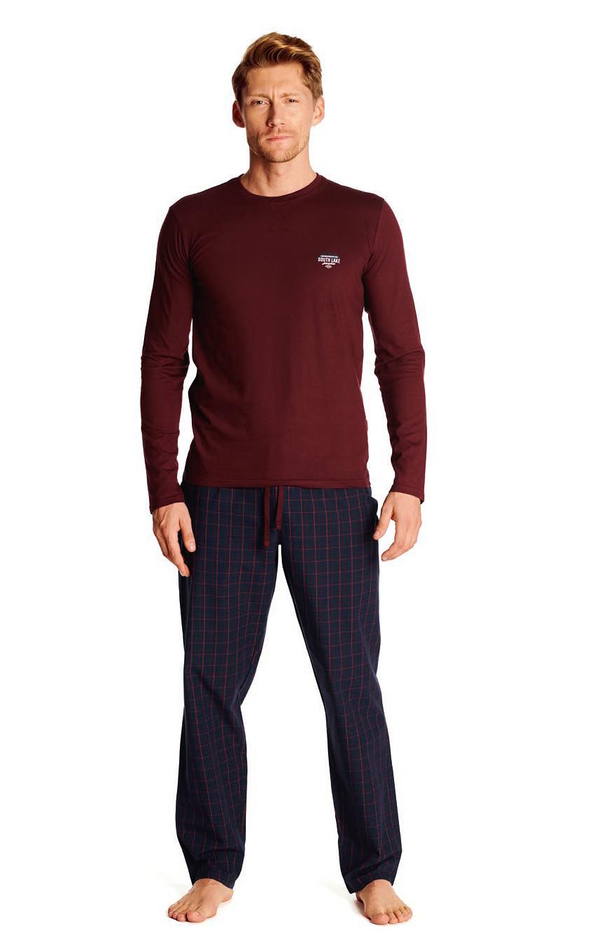 Piżama Henderson 38362 Zac dł/r XL