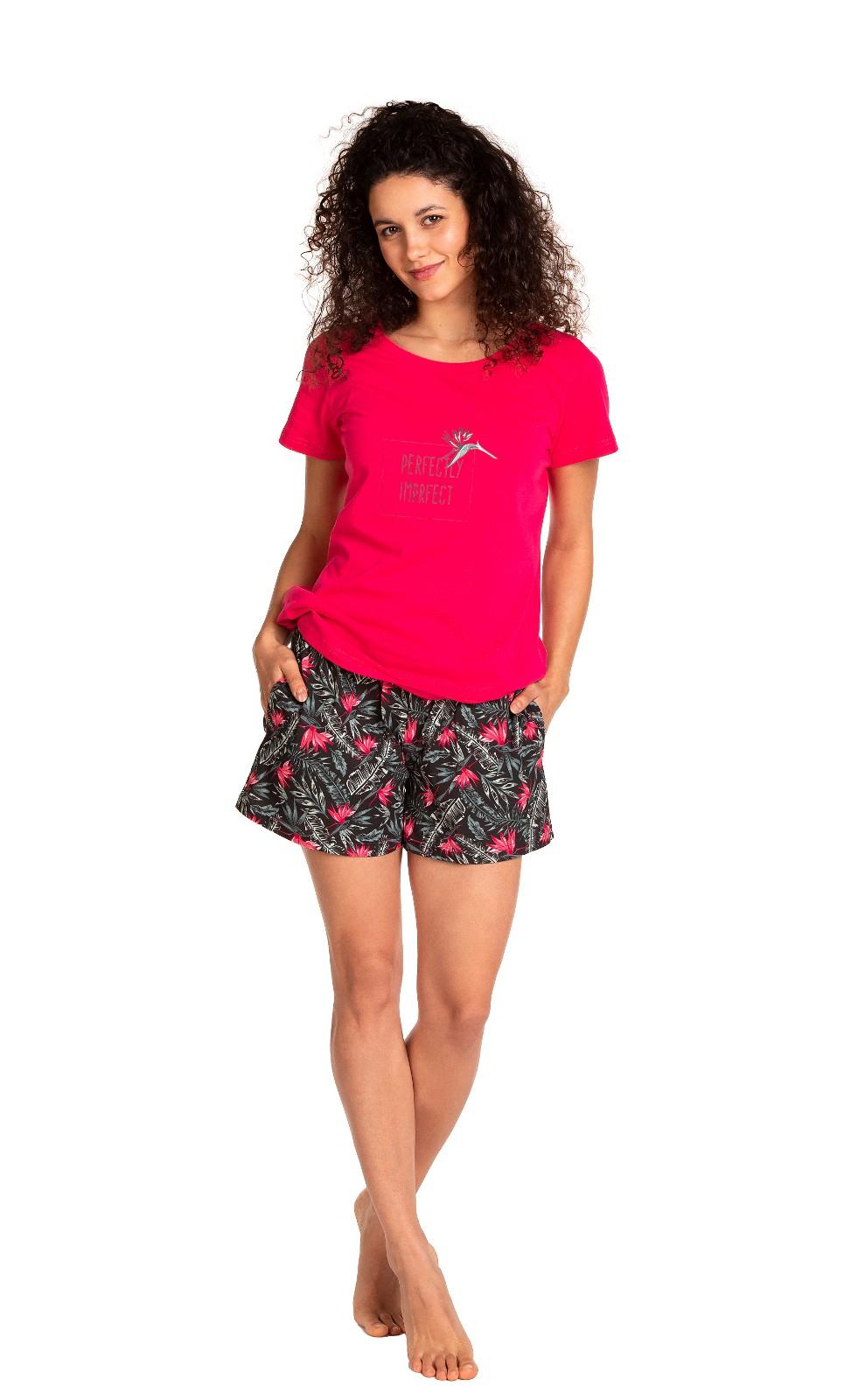 Piżama Lama L-1390 PY kr/r S-2XL