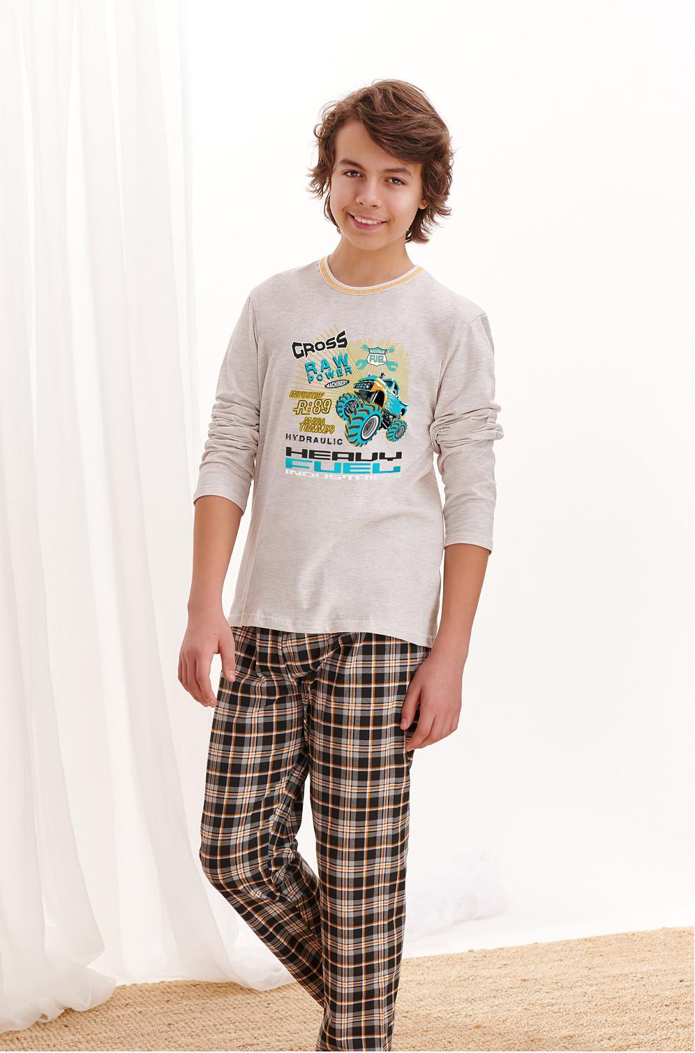 Piżama Taro Leo 2339 dł/r 146-158 Z'20
