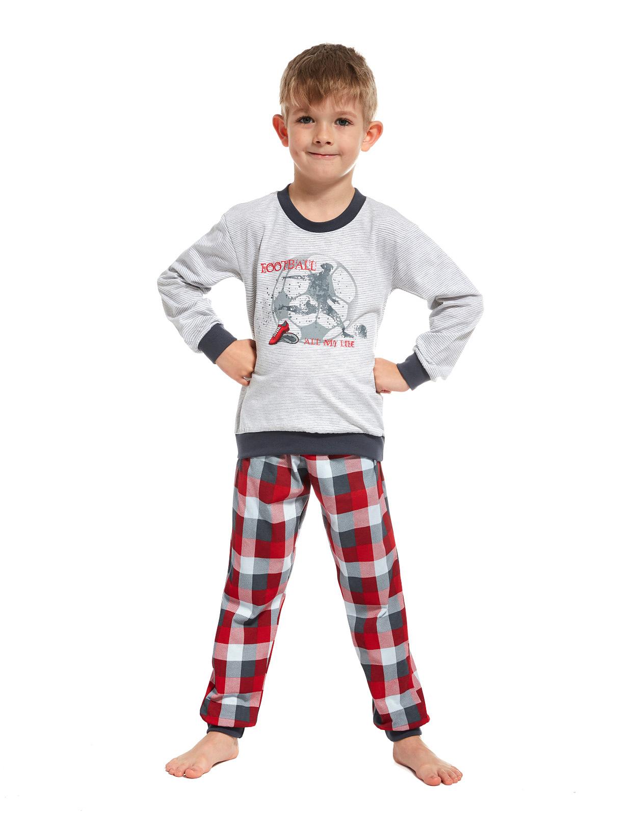 Piżama Cornette Young Boy 966/66
