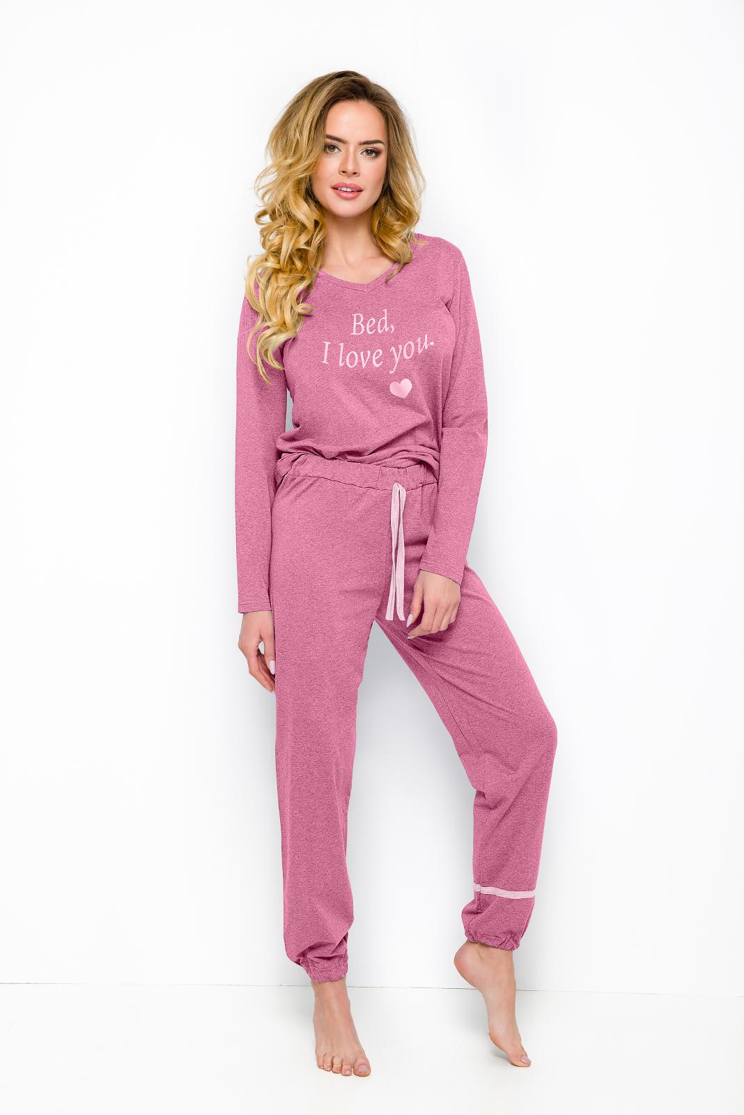 Piżama Taro Jula 2230 dł/r S-XL '19