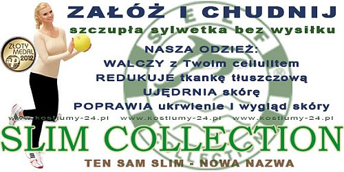 Revolucja w odchudzaniu SELF SLIM COLLECTION